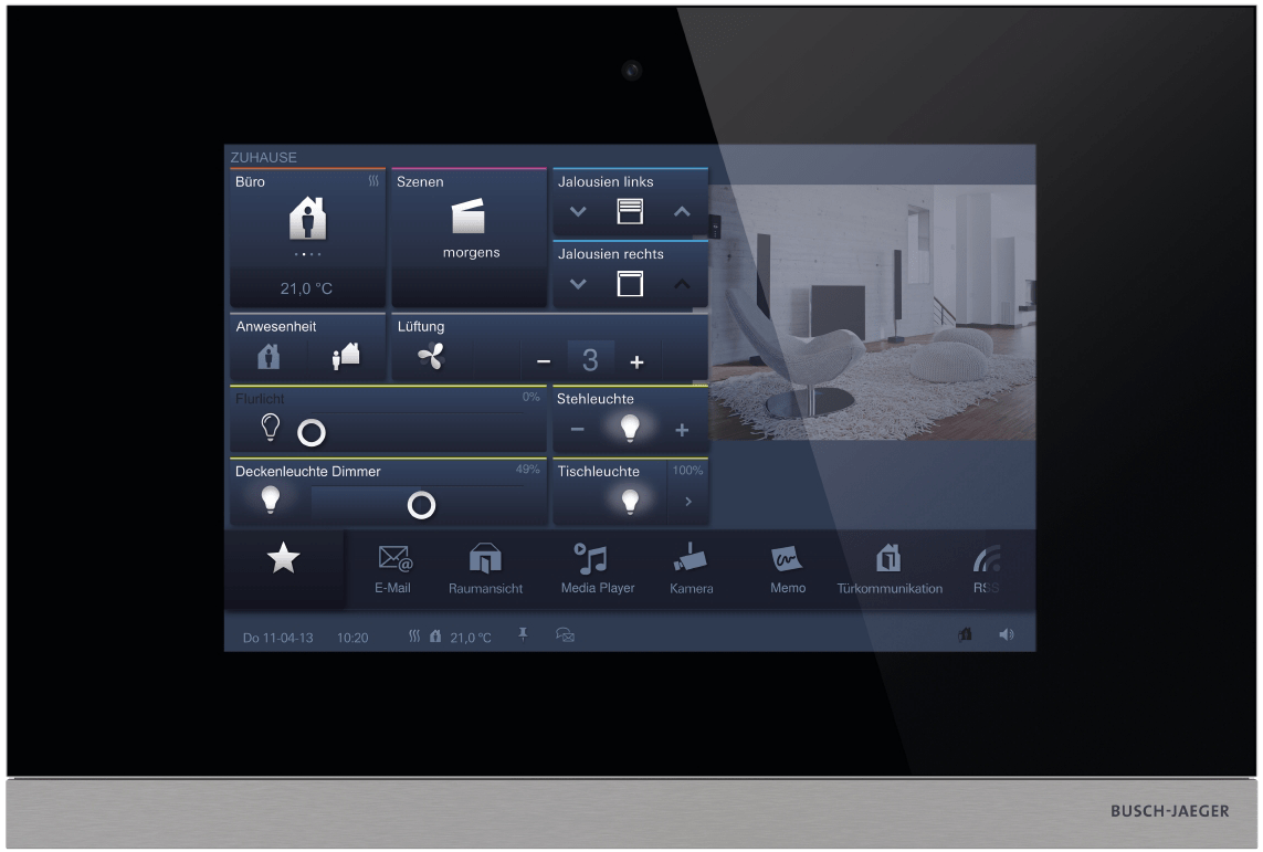 Smart Home Warendorf Installation